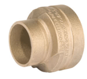 copper reducing adaptor DN 65 x 50 - 200 x 150 | 650 series Grinnell