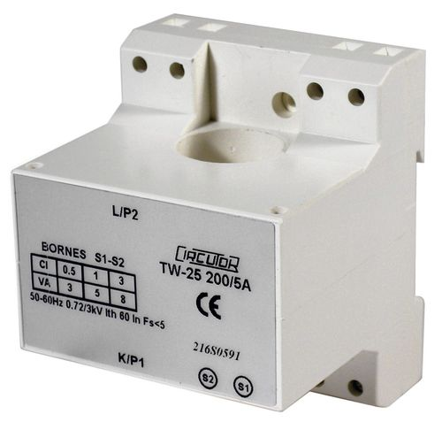 current transformer: DIN-rail mounted max. 300 / 5 A | TW series  CIRCUTOR