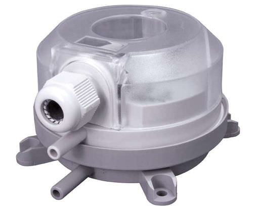differential pressure transducer 0 - 250 kPa | DG/H FuehlerSysteme eNET International GmbH
