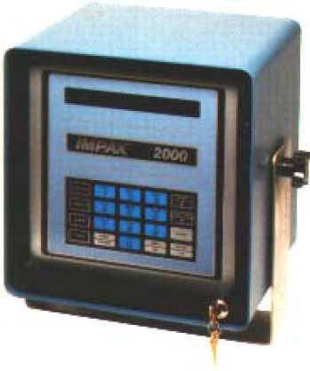 digital process indicator IMPAX 2000  Process Technologies Group, Inc.