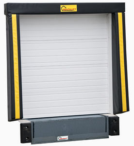 dock shelter PS-100 PENTALIFT EQUIPMENT