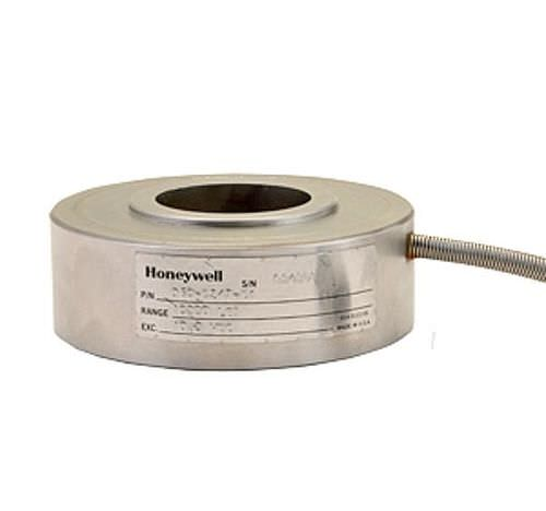 donut type compression load cell 150 g - 30 000 lb | Model D Honeywell Sensing and Control