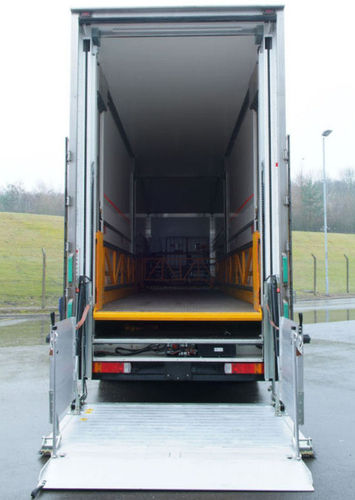 double deck tail lift for truck 1 000 - 2 000 kg | F3 DD - R series ANTEO