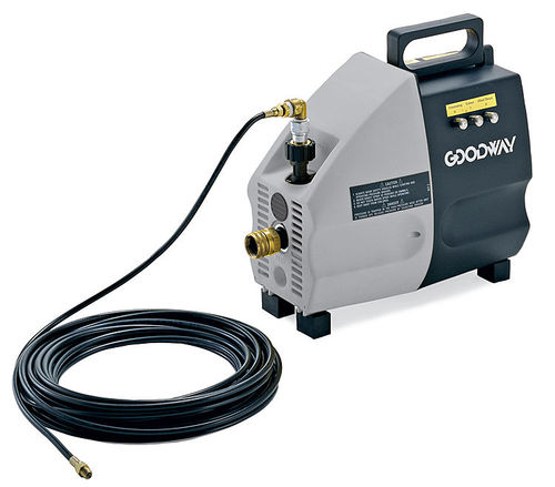 drain cleaning machine for pipe 600 PSI | PJ-600 Goodway