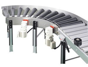 driven curved roller conveyor Jaepack