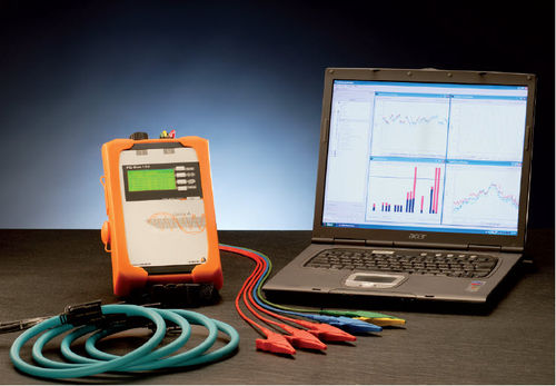 electric network analyzer a. eberle