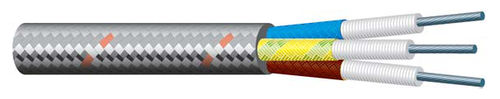 electric power distribution cable: high safety multi-conductor SILICABLE® BM-NVS OMERIN