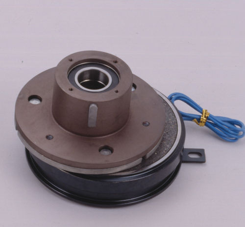 electromagnetic single disc clutch with bearings 5.5 - 90 N.m | CE2 series CHAIN TAIL CO., LTD.