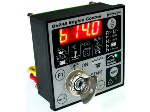 engine controller / starter 7 - 33 V, 600 - 1 000 A | Be24 bernini design srl