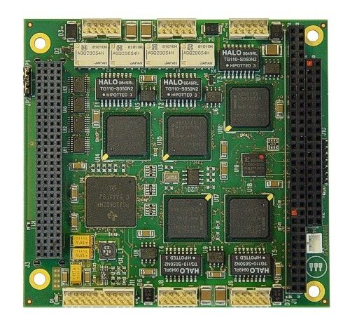 Ethernet controller card COM-1452 Parvus