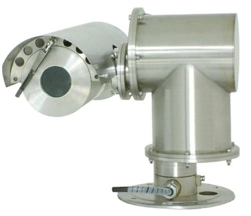 explosion proof CCTV camera Avex CCTV Pte