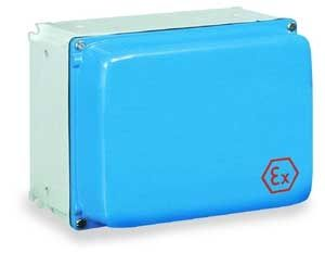 explosion proof junction box IP67 | TAIS-Ex series Palazzoli SpA
