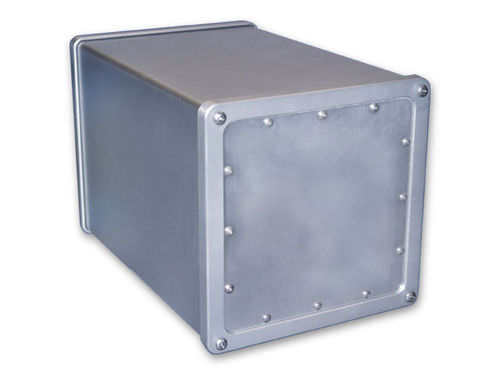 extruded aluminum instrument enclosure DuraChassis Parvus