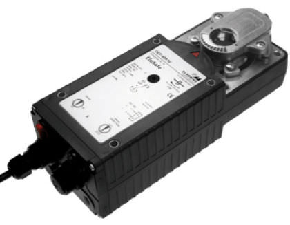 fail-safe electric valve actuator 30 - 40 Nm | CE series Elodrive GmbH