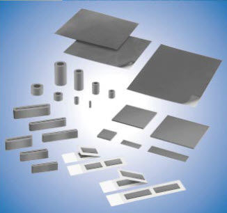 ferrite core for EMI suppression Murata Electronics