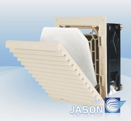filter fan for enclosure cooling FJK6621.PB Wenzhou Jasonfan Manufacture Co., Ltd.