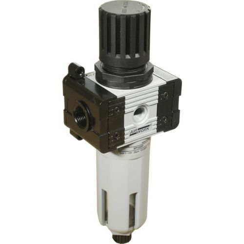 filter regulator for compressed air max. 4500 Nl/min, max. 15 bar | XP1 series  Airwork pneumatic equipment