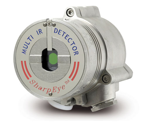 Flame detector / infrared / multispectrum / for fire safety applications SharpEye 40/40M Spectrex Inc.