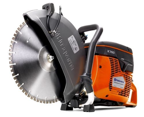 gas powered hand cut-off saw K 760 Husqvarna Construction Products
