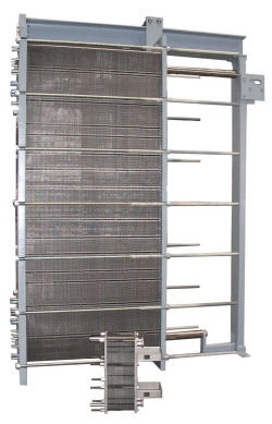 gasketed-plate heat exchanger max. 2 000 m&sup3;/h | SIGMAFIT-series API Schmidt-Bretten GmbH &amp; Co. KG