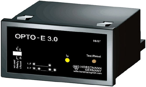 ground fault indicator 400 - 1 000 A | OPTO E 3.0 HORSTMANN