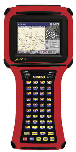 hand-held computer XScale PXA270, max. 8 GB, IP65 | JETT•XL® TWO TECHNOLOGIES