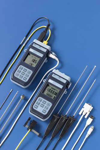 hand-held digital manometer Delta Ohm