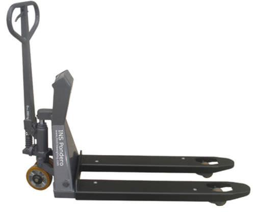 hand pallet truck scales INS Pondero HP400 MOBILE WEIGHING