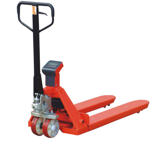 hand pallet truck scales with printer max. 2 000 kg | WS  H.E.S