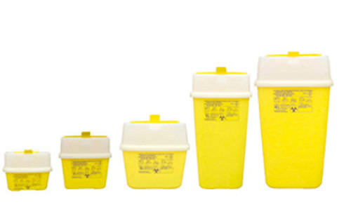 hazardous waste disposal container 2 L / 3 L / 5 L / 8 L / 10 L PAROLAI