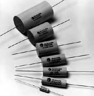 high current metalized-polypropylene film capacitor 0.001 - 20 µF | 945 Series Electrocube