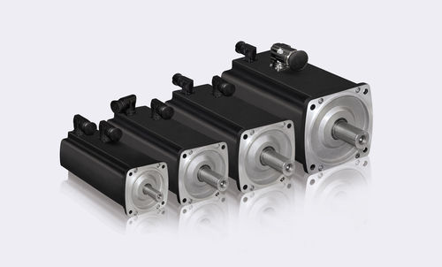 high performance brushless DC electric servo-motor DSD2 Baumüller