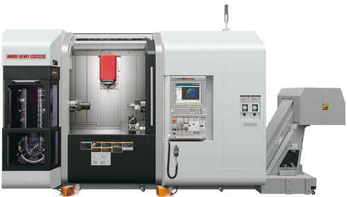 high precision CNC mill-turn center max. ø 610 mm | NTX2000 series MORI SEIKI