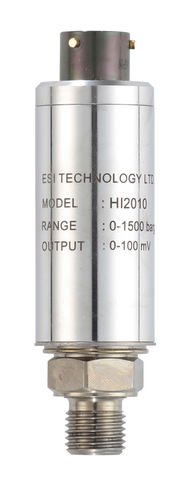 high precision pressure sensor 0 - 500 mbar / 0 - 1500bar ± 0.1 % FS | HI2000  ESI Technology Ltd