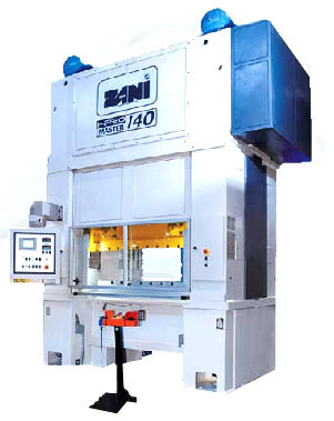 high-speed mechanical blanking press 1 000 - 3 000 kN | HIPRO MASTER Zani