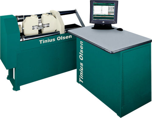 horizontal tensile/compression testing machine 150 kN | MHT series  Tinius Olsen