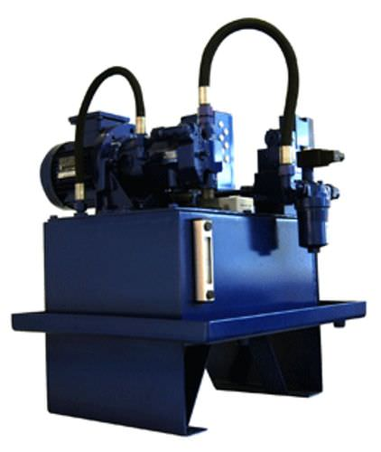 hydraulic power unit 0.18 - 15 kW | HR series EMG Elektro Mechanik