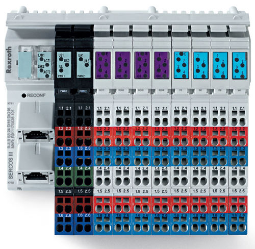 I/O module Bosch Rexroth - Electric Drives and Controls