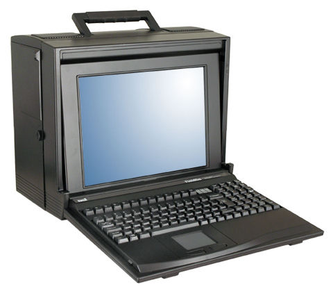 industrial portable PC 14"