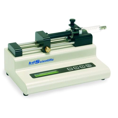 infusion syringe pump for laboratory use KDS