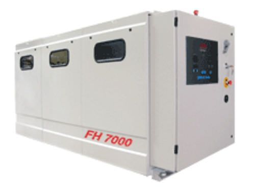 laser cutting and welding machine 7000, 8000 W | FH Series PRC