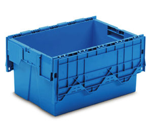lid stacking nesting container max. 600 x 400 x 370 mm Utz