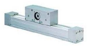 linear drive unit with ball screw drive max. 6 000 N, max. 3 m/s, max. 100 mm | DELTA 145-SSS Series ALFATEC