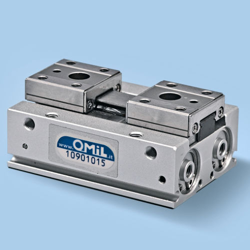 long stroke pneumatic parallel gripper 95 - 270 N, 12 - 80 mm | GHL series OMIL