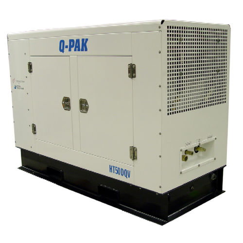 low noise hydraulic power unit max. 25 gpm (95 l/min) | HT50DQV Hydra-Tech Pumps