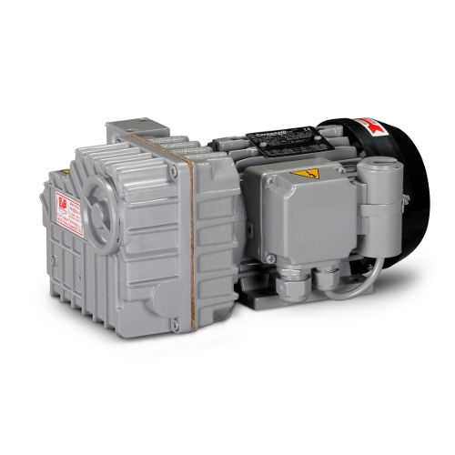 lubricated rotary vane vacuum pump max. 9 m³/h | LB.8 DVP Vacuum Technology