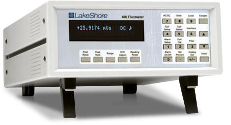 magnetic fluxmeter 480 series Lake Shore Cryotronics, Inc.