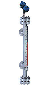 magnetic level indicator 76 mm, 102 mm | Aurora® MAGNETROL