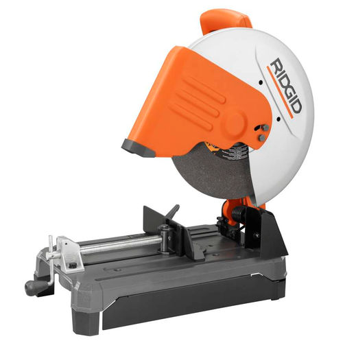 manual abrasive cut-off saw ø 14"