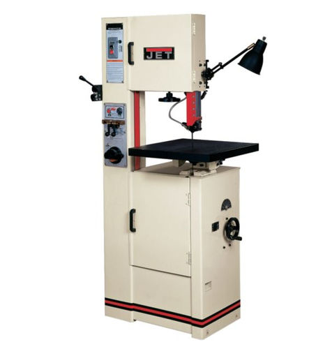 manual vertical band saw 14 "